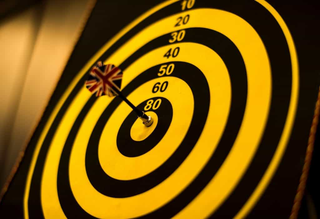 bulls eye for accurate web design